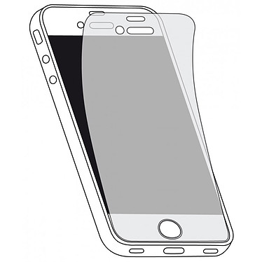 xqisit iPhone 5/5c/5s Screen Protector (x3)