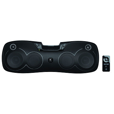 Logitech Rechargeable Speaker S715i Station d'accueil rechargeable pour iPod / iPhone