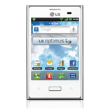 LG Optimus L3 Full White