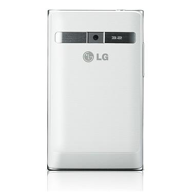 Acheter LG Optimus L3 Full White