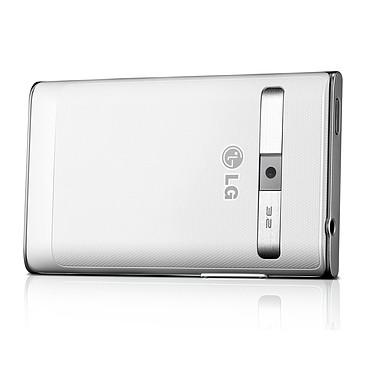 Avis LG Optimus L3 Full White