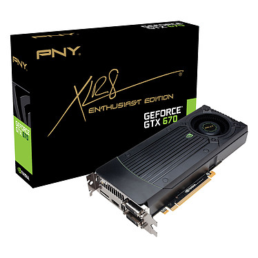 PNY GeForce GTX 660Ti 2GB (GF660IGTX2GEPB)