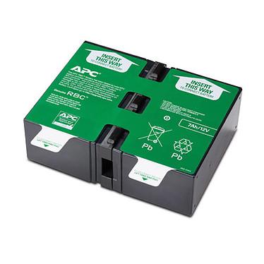 APC RBC123 Batterie de remplacement pour APC Back UPS et Smart UPS 750/900VA (BR900GI/BR900G-FR/SMT750RMI2U)