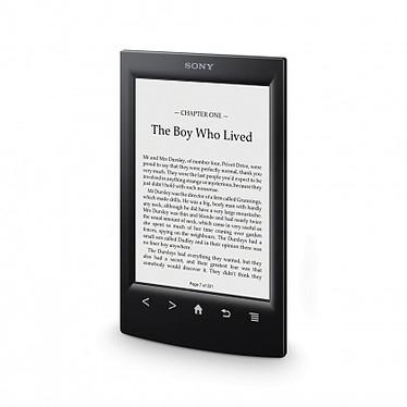 Sony Reader PRS-T2 Noir pas cher