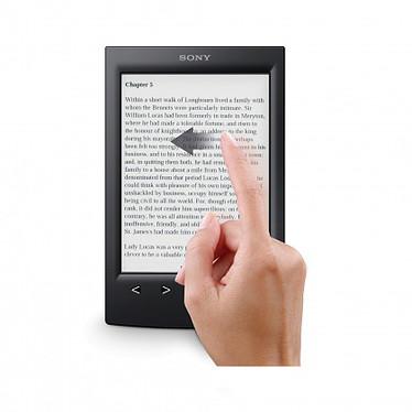 Avis Sony Reader PRS-T2 Noir