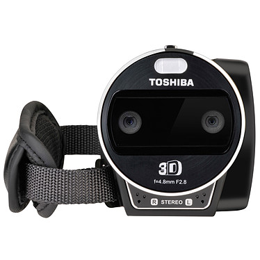 Avis Toshiba Camileo Z100 Noir
