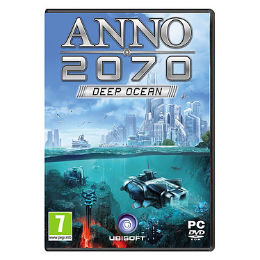 Anno 2070 Deep Ocean (PC) Add-on pour Anno 2070