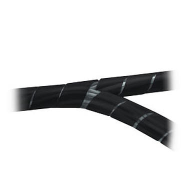 LDLC Gaine de rangement pour câbles - 10 m Noir