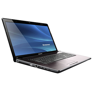 "Lenovo IdeaPad G780 (M84AFFR) Intel Pentium B960 4 Go 1 To 17.3"" LCD NVIDIA GeForce GT 635M Graveur DVD Wi-Fi N/Bluetooth Webcam Windows 8 64 bits"