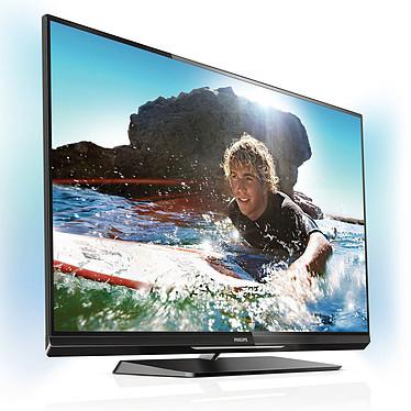 """Philips 47PFL6877H Téléviseur LED 3D Full HD 47"""" (119 cm) 16/9 - 1920 x 1080 pixels - TNT HD - DLNA - 600 Hz - HDTV 1080p - 4 paires de lunettes Passive 3D"""