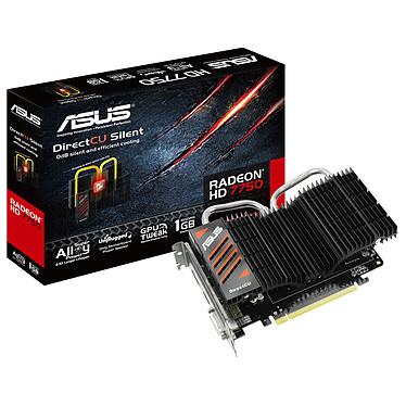 ASUS HD7750-DCSL-1GD5 1GB 1 Go HDMI/DVI/DisplayPort - PCI Express (AMD Radeon HD 7750)