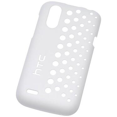 HTC Coque pour HTC Desire X Blanche