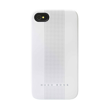 Hugo Boss Dots pour iPhone 4/4S Blanc
