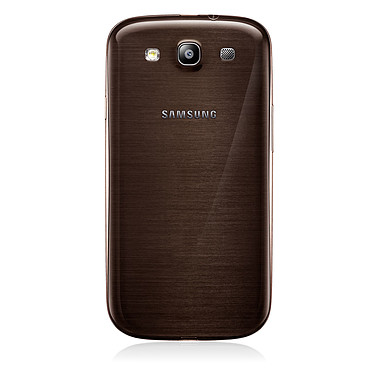Samsung Galaxy SIII 4G GT-i9305 Amber Brown 16 Go pas cher