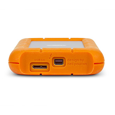 LaCie Rugged USB 3.0 Thunderbolt 2 To pas cher