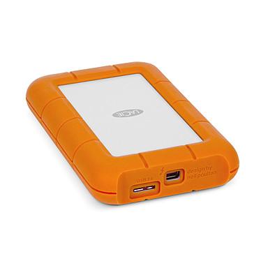 Acheter LaCie Rugged USB 3.0 Thunderbolt 2 To