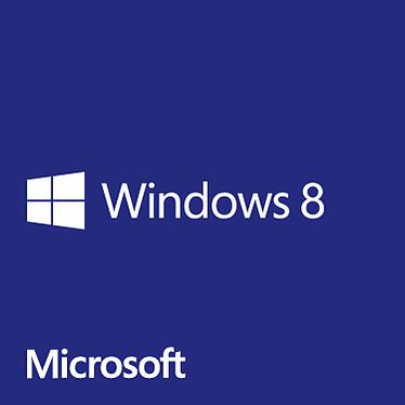 Microsoft Windows 8 64 bits - OEM (DVD) Microsoft Windows 8 64 bits (français) - Licence OEM