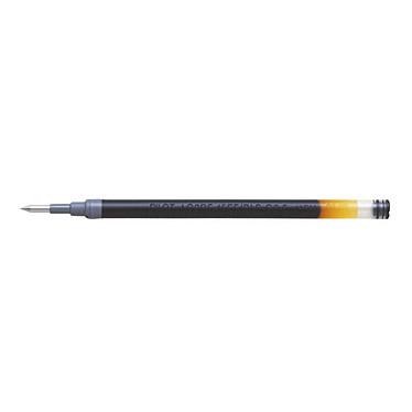 PILOT Recharge pour Begreen B2P noire pointe 0,5 mm Recharge pour stylo roller à encre gel pointe fine