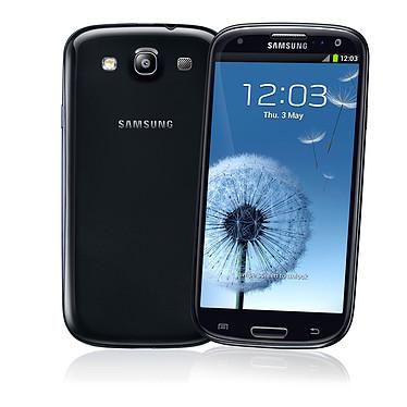 Samsung Galaxy SIII GT-i9300 Sapphire Black 16 Go
