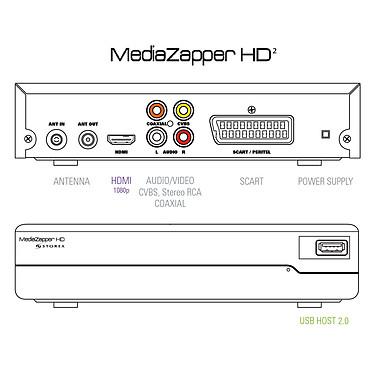 Avis Storex MediaZapper HD2