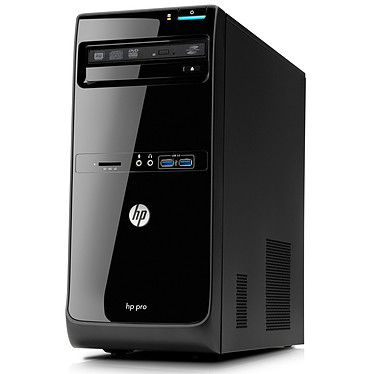 HP Pavilion p6-2330ef (C5U93EA) Intel Core i3-2130 4 Go 1 To Graveur DVD Wi-Fi N Windows 8 64 bits
