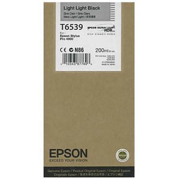 Epson T6539 Cartouche d'encre gris clair