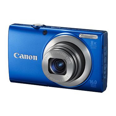 Canon Powershot A4000 IS Bleu Appareil photo 16 MP - Zoom 8x - Vidéo HD