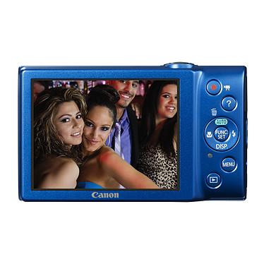Avis Canon Powershot A4000 IS Bleu