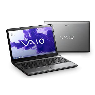 "Sony VAIO E1512T1ESI Intel Core i5-3210M 6 Go 750 Go 15.5"" LED AMD Radeon HD7650M Graveur DVD Wi-Fi N Bluetooth Webcam Windows 8 64 bits"