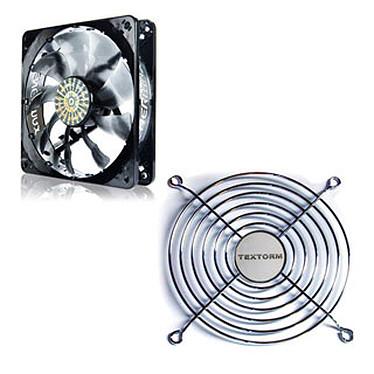Enermax T.B.SILENCE UCTB12 + Grille de ventilateur 120mm
