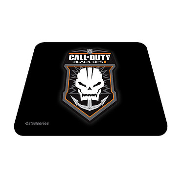 "SteelSeries QcK Edition Limitée (Black Ops II ""Badge"")"