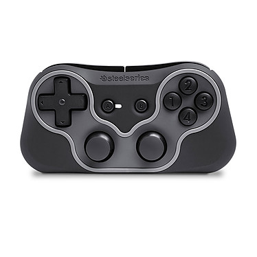 SteelSeries Free Mobile Wireless Controller Manette sans fil Bluetooth compatible PC, Mac, Android et iOS