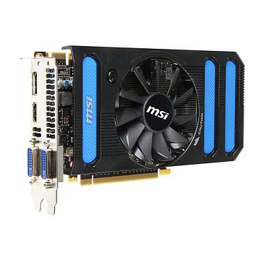 Acheter MSI GeForce GTX 660 N660-2GD5/OC