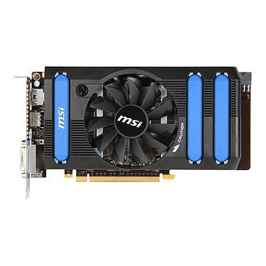 Avis MSI GeForce GTX 660 N660-2GD5/OC