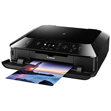 Canon PIXMA MG5450 Imprimante Multifonction jet d'encre couleur 3-en-1 (USB 2.0 / Wi-Fi N)