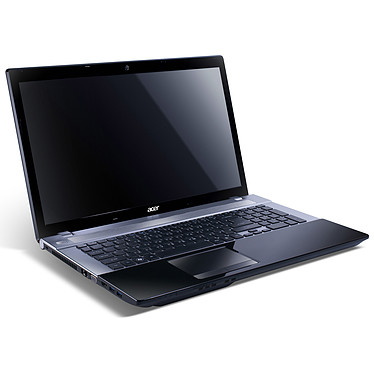 "Acer Aspire V3-771-32348G75Makk Noir Intel Core i3-2348M 8 Go 750 Go 17.3"" LED Intel HD Graphics 3000 Graveur DVD Wi-Fi N/Bluetooth Webcam Windows 8 64 bits"