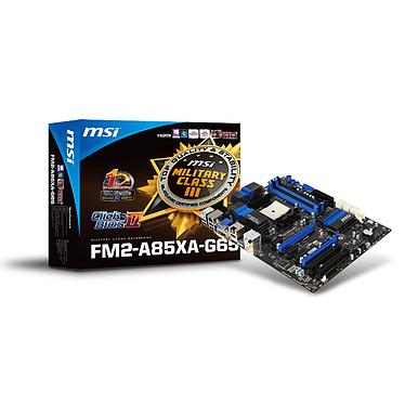 MSI FM2-A85XA-G65