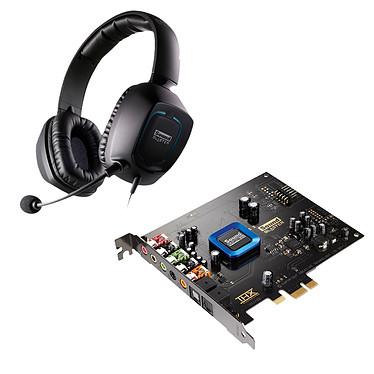 Creative Sound Blaster Recon3D PCI-E (Bulk) + Creative Sound Blaster Tactic3D Alpha