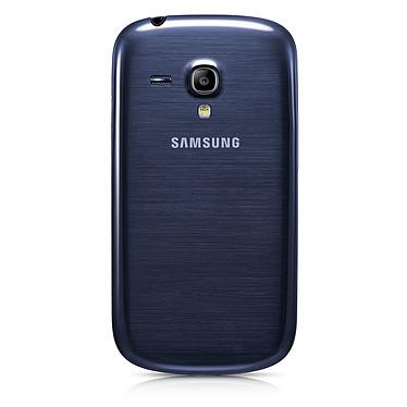 Avis Samsung Galaxy SIII Mini GT-i8190 Pebble Blue 8 Go