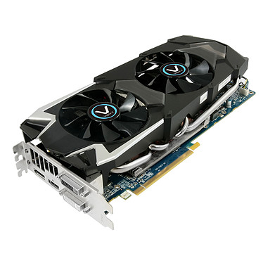 Sapphire Vapor-X HD 7950 OC With Boost 3 GB 3 Go Dual DVI/HDMI/DisplayPort - PCI Express (AMD Radeon HD 7950)
