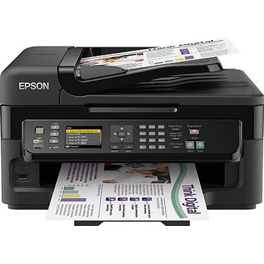 Epson WorkForce WF-2540WF Imprimante Multifonction jet d'encre 4-en-1 (USB 2.0 / Ethernet / Wi-Fi)