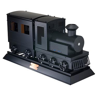 Lian Li PC-CK101 Premium (Limited Edition) Train Mini Tour mobile avec alimentation 300W 80PLUS (édition limitée !)