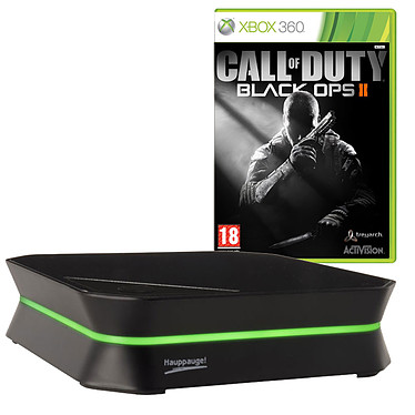 Hauppauge HD PVR 2 Gaming Edition (version HDMI) + Call Of Duty Black Ops 2 (Xbox 360)