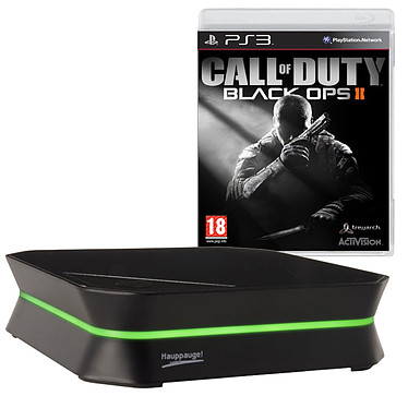 Hauppauge HD PVR 2 Gaming Edition (version HDMI) + Call Of Duty Black Ops 2 (PS3)