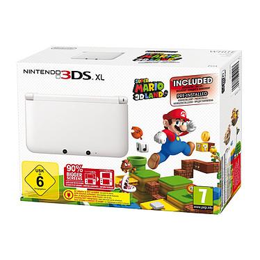 Nintendo 3DS XL Blanche + Super Mario 3D Land Console Nintendo 3DS XL + le jeu Super Mario 3D Land préinstallé