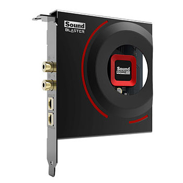 Acheter Creative Sound Blaster ZxR