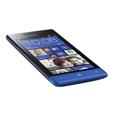 HTC Windows Phone 8S Bleu  pas cher