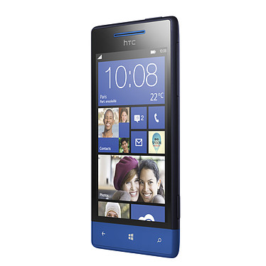 Acheter HTC Windows Phone 8S Bleu