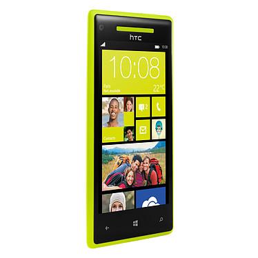 """HTC Windows Phone 8X Jaune Smartphone 3G+ avec écran tactile HD 4.3"""" sous Windows Phone 8"""