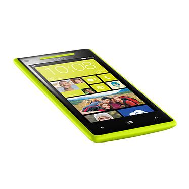 HTC Windows Phone 8X Jaune pas cher